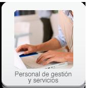 Personal de Gestión y Servicios