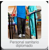 Personal Sanitario Diplomado/Grado
