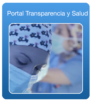 Acceso al Portal de Transparencia y Salud