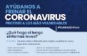 Síntomas leves y prevención frente al coronavirus