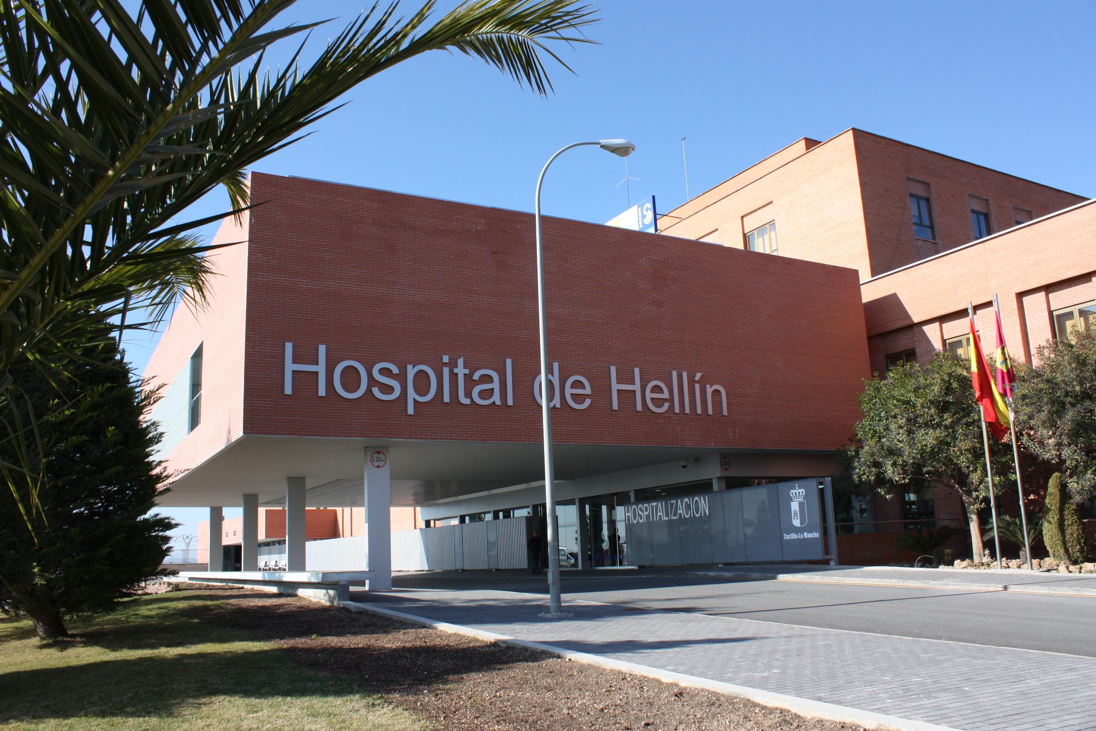 Hospital de hellin servicio de salud de castilla la mancha for Oficina virtual jccm