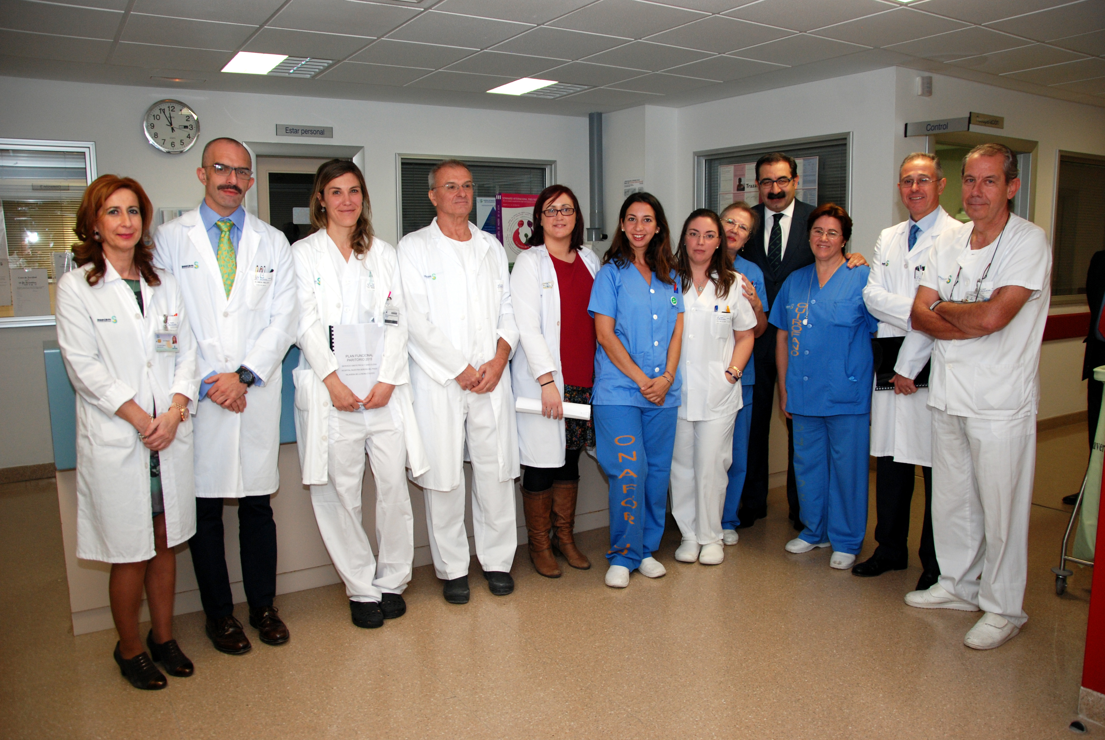 Los Talleres de Ictus del Hospital de Talavera, enmarcados en el Plan DIGNIFICA, candidatos al Premio Hospital Optimista
