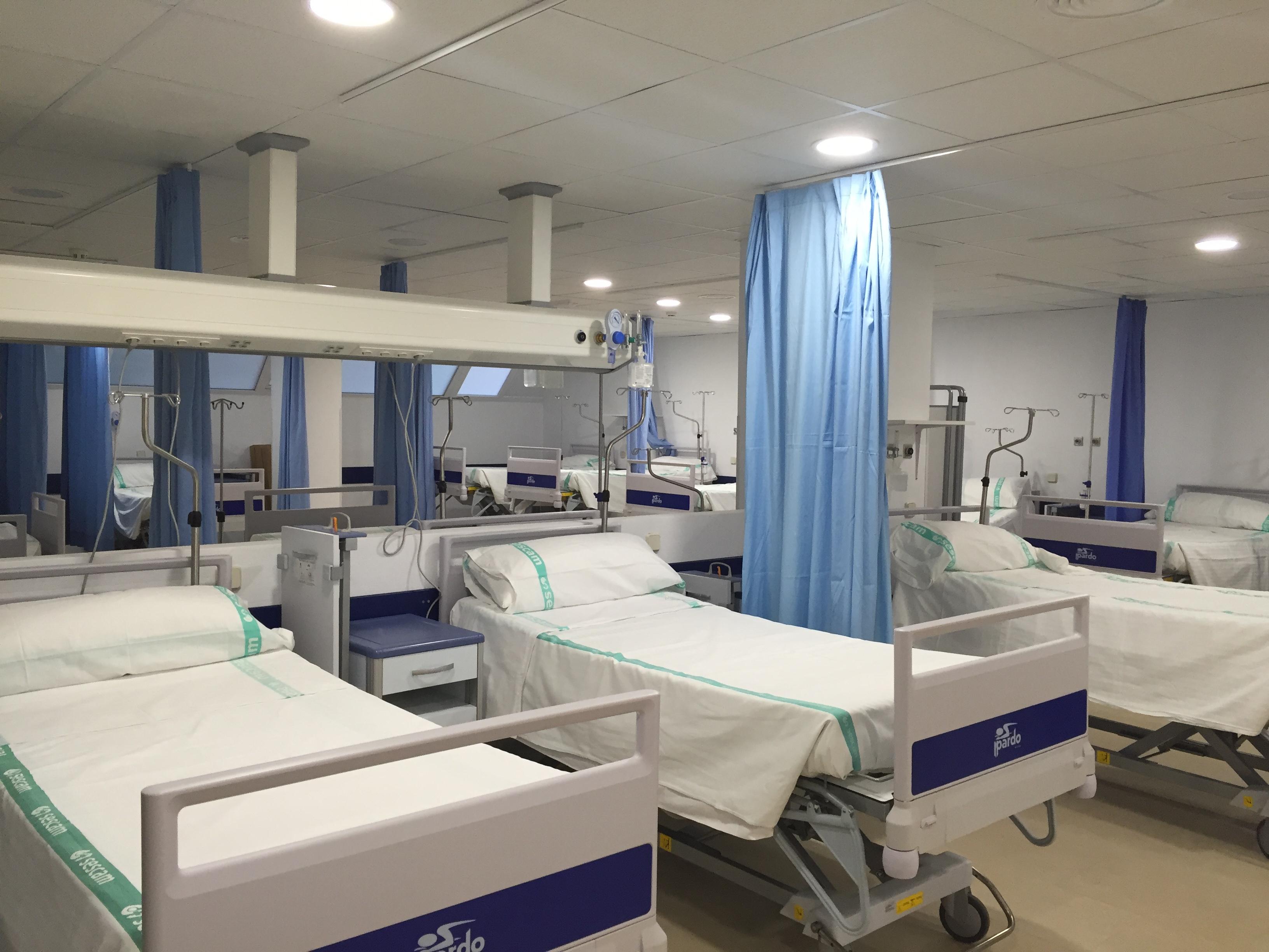 Nueva Unidad de Observación de 19 camas en el Servicio de Urgencias del Hospital de Toledo