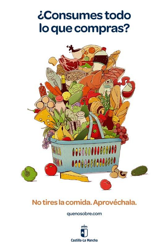 ¿Consumes todo lo que compras? (pulse INTRO para ampliar la imagen)