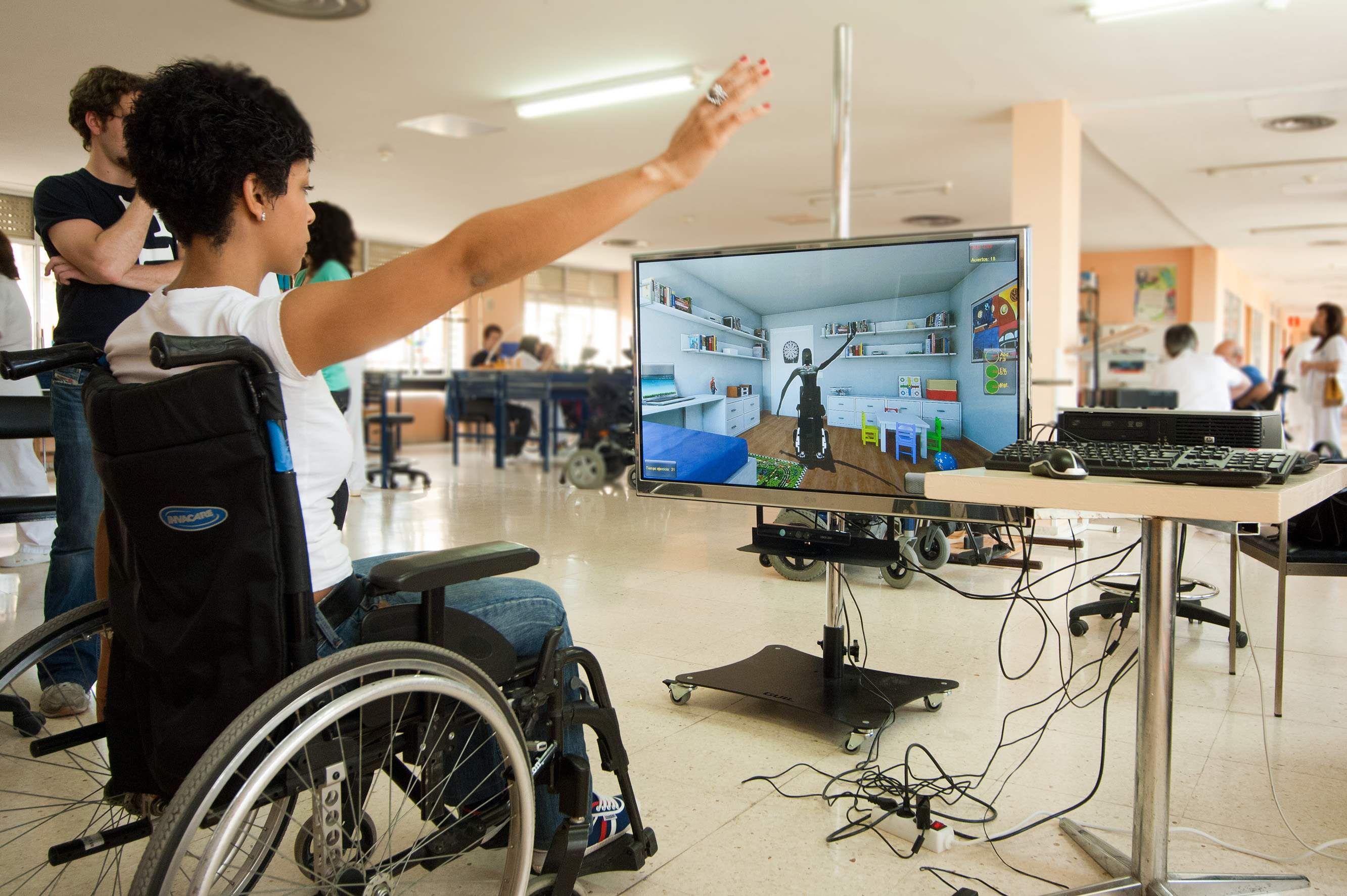 Fundación Hospital Nacional de Parapléjicos