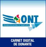 Carnet Digital de Donantes de Organos