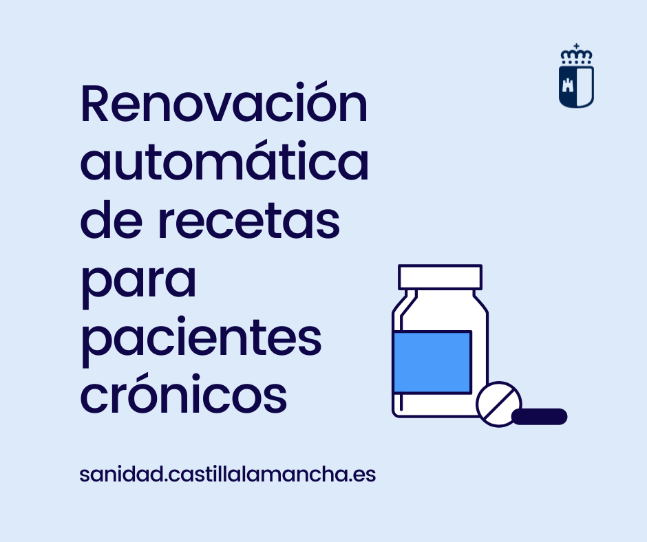 Renovación de receta electrónica automática