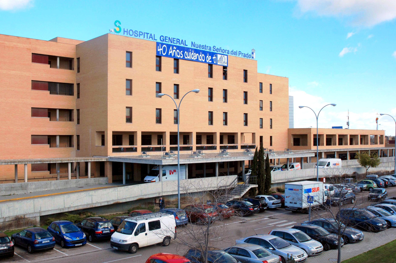 El hospital general ntra sra del prado de talavera - La reina del mueble talavera ...