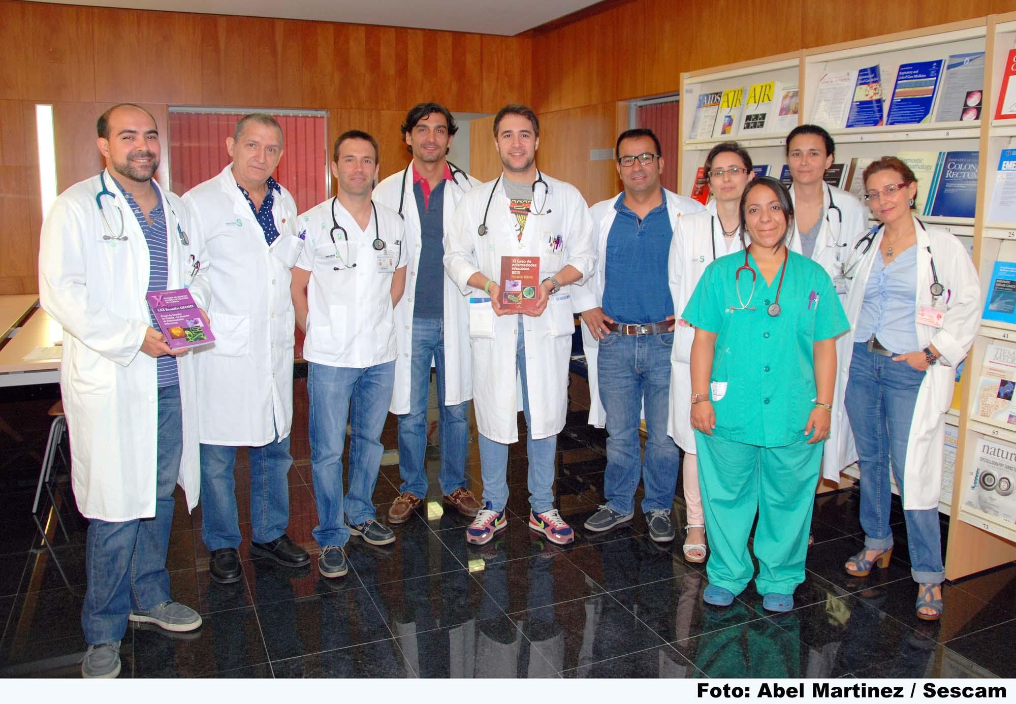 El servicio de medicina interna del hospital de talavera - La reina del mueble talavera ...