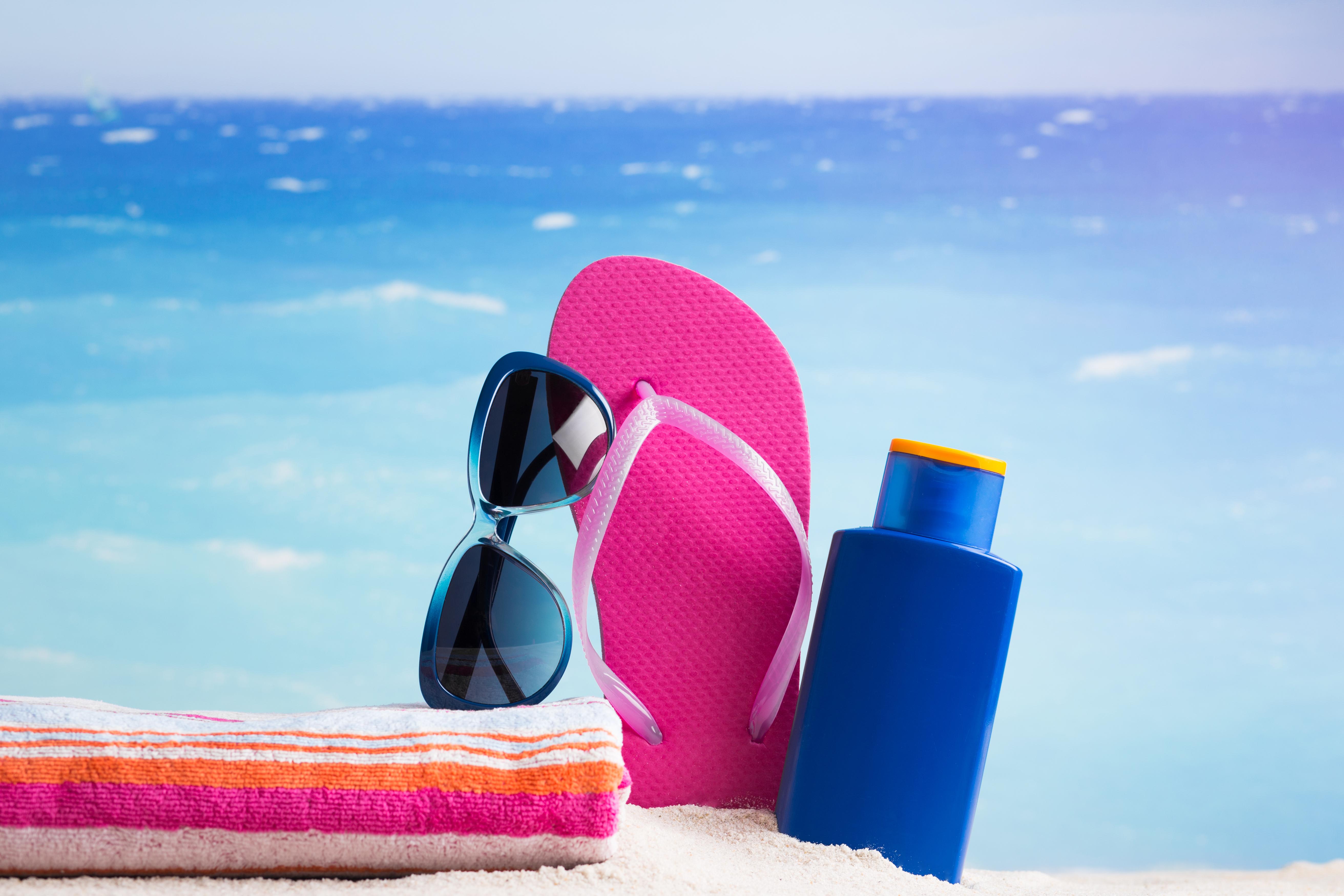 Disfrutar el verano del sol, sin correr peligros de salud