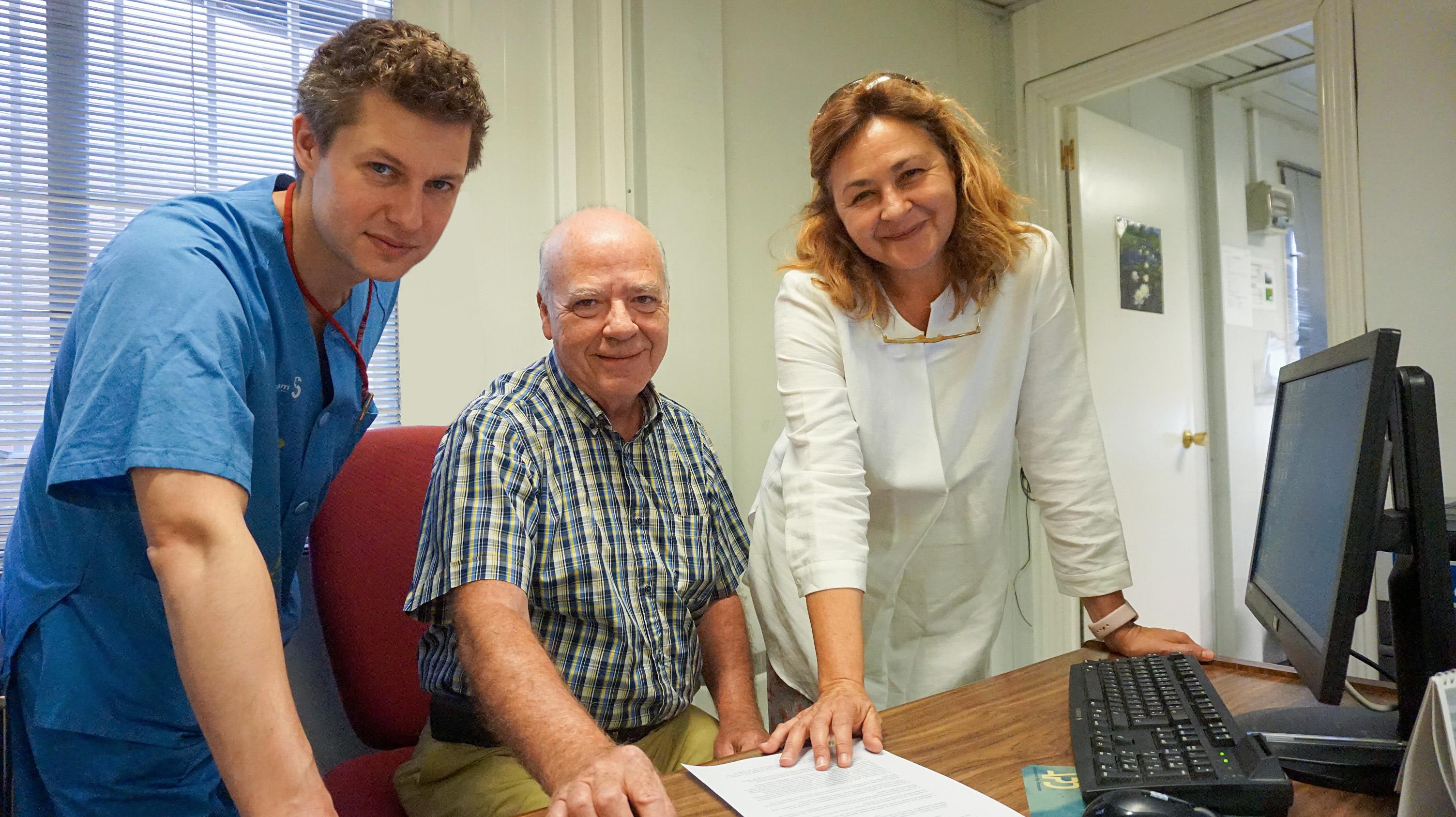 La Unidad de la Vía Áérea Neonatal del Hospital de Toledo atiende a una veintena de pacientes en sus dos años de funcionamiento