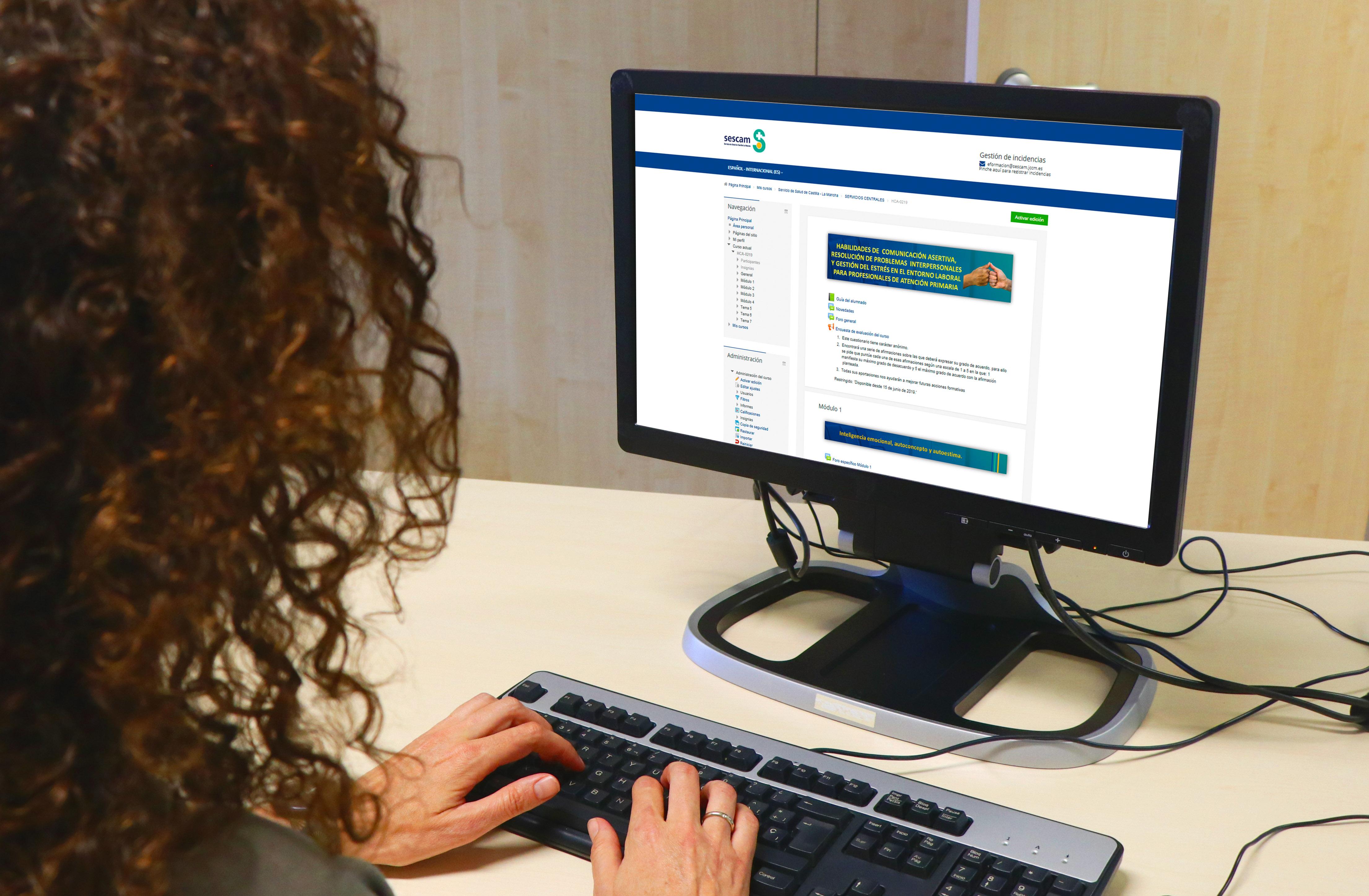 El SESCAM forma a profesionales de Atención Primaria para mejorar sus habilidades de comunicación, tanto con los pacientes como con otros profesionales