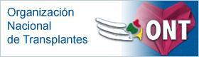 Organización Nacional de Transplantes (abre en nueva página)