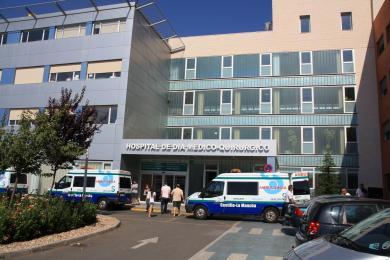 Segunda extracción de órganos y tejidos de este año en el Hospital de Alcázar de San Juan