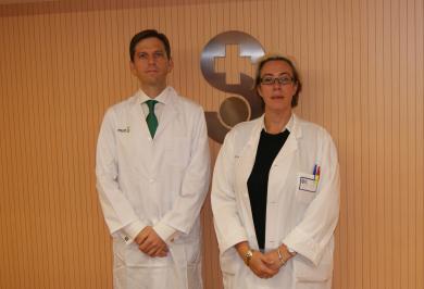 Miembros de la Gerencia de Atención Integrada de Valdepeñas, nominada por partida doble a los premios a la Sanidad regional