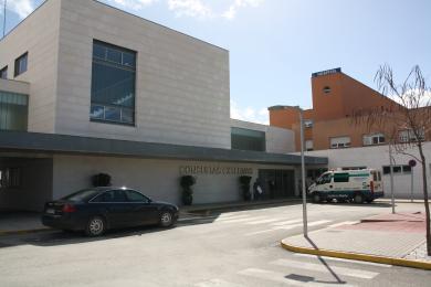 Las inversiones se han destinado tanto al Hospital como a los centros de salud del área de Valdepeñas