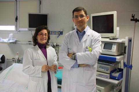 Los doctores del Mancha Centro Rebeca García y Sami Aoufi son los presidentes del Comité organizador