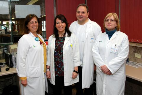 El Hospital de Talavera incorpora el servicio de tramitación de la solicitud de inscripción de recién nacidos en el Registro Civil