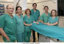 Profesionales del servicio de Cardiología del Hospital de Guadalajara