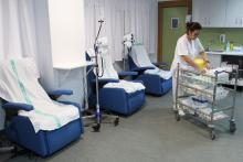 Nuevo espacio del Hospital de Día del Complejo Hospitalario Universitario de Albacete
