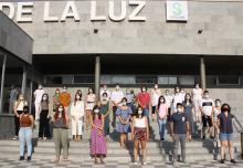 Nuevos residentes de la GAI Cuenca