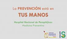 La prevención está en tus manos (Archivo mp4)
