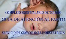 Parto Humanizado. Complejo Hospitalario de Toledo (Archivo mp4)