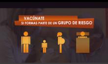 Campaña Gripe 2018