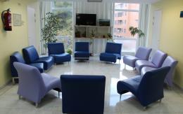 Instalaciones Unidad Trastornos Alimentarios del Hospital Nuestra Señora del Perpetuo Socorro (Albacete)