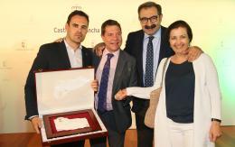 Con motivo del Día Mundial de la Salud (2017) la Junta concede la placa al Mérito Sanitario a los equipos de enfermería especialistas en Salud Mental de Castilla-La Mancha