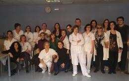 En la imagen, el equipo de la Unidad de Salud Mental del Hospital Mancha Centro (Alcázar de San Juan, Ciudad Real).