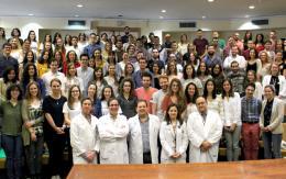 La Gerencia de Atención Integrada de Albacete incorpora 99 nuevos residentes (28.05.2018)