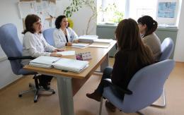 Consulta de la Unidad de Trastornos Alimentarios de Albacete
